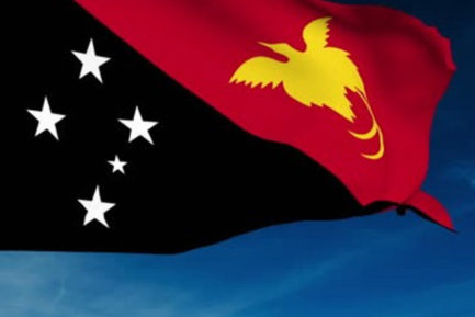 Flag of PNG